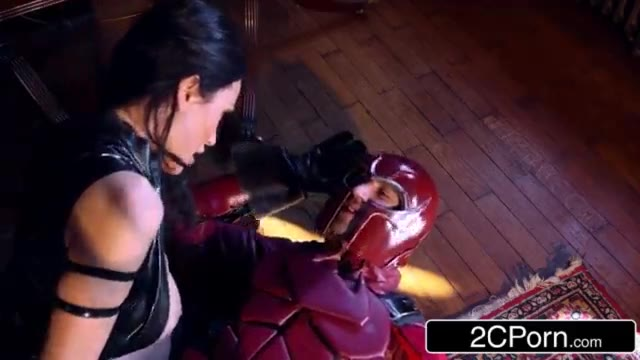 XXX Men Psylocke vs Magneto  XXX Parody    Patty Michova.mp4