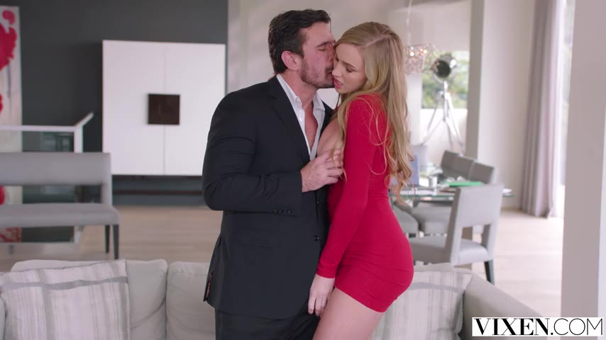 VIXEN  Kendra Sunderland  Sex With My Boss  porno.mp4